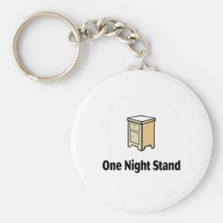 One Night Stand Keychain
