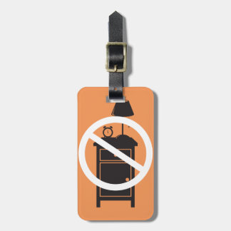 One Night Stand Luggage Tag