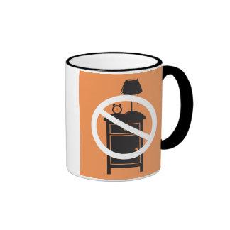One Night Stand Ringer Mug