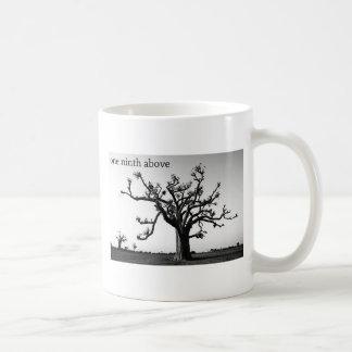 One Ninth Above mug