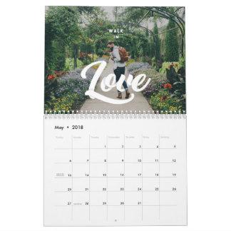 >-> One of a Kind >-> 2018 Calendar