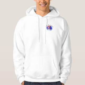 One of a Kind 2-Sided Hoodies