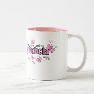 One Of A Kind Babcia Two-Tone Coffee Mug