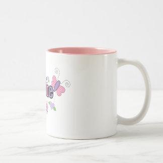 One Of A Kind Bubbe Two-Tone Coffee Mug