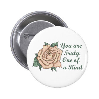 ONE OF A KIND PIN