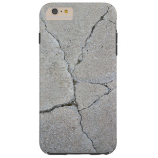 One of a Kind Cracked Concrete for Phone Cases