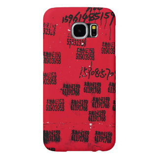 One-of-a-kind Exotic Hip Samsung Galaxy S6 Case