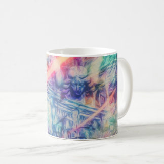 One of a kind fine art angel design from ZenKitten Coffee Mug