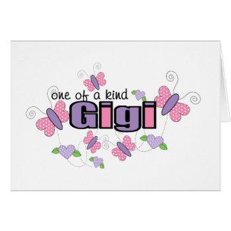 One Of A Kind Gigi Cards