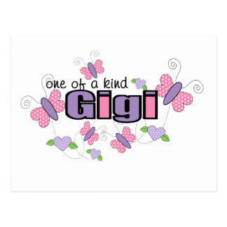 One Of A Kind Gigi Post Cards