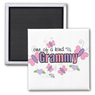 One Of A Kind Grammy Refrigerator Magnets