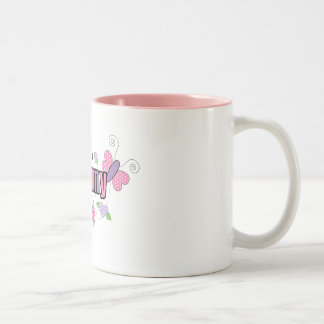 One Of A Kind Grammy Two-Tone Coffee Mug