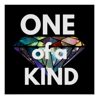 One of a Kind II Poster
