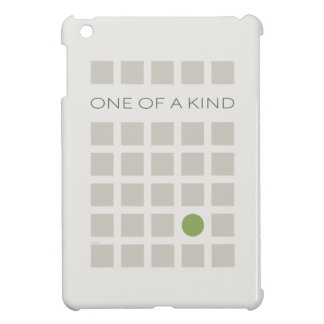 One Of A Kind Cover For The iPad Mini