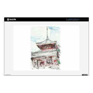 One of a Kind Kyoto Japan Computer Laptop Skin