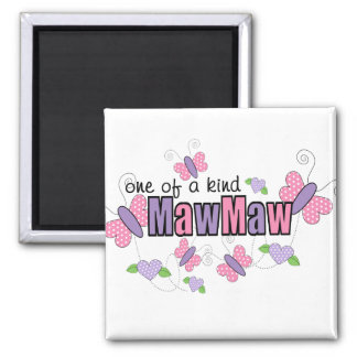 One Of A Kind MawMaw Magnet