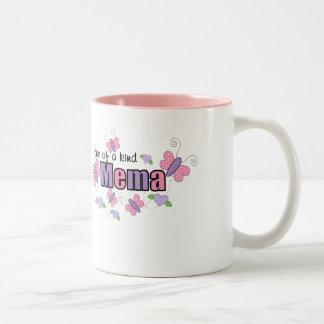 One Of A Kind Mema Two-Tone Coffee Mug