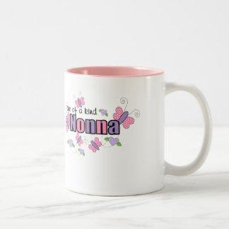 One Of A Kind Nonna Two-Tone Coffee Mug