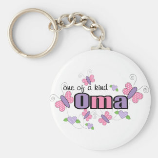 One Of A Kind Oma Keychain