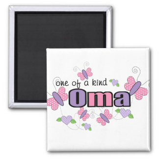 One Of A Kind Oma Magnet