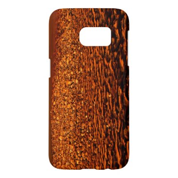 One-of-a-kind phone case! Unique night beach view. Samsung Galaxy S7 Case