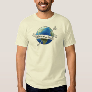 One of a Kind - Planet Earth Shirt