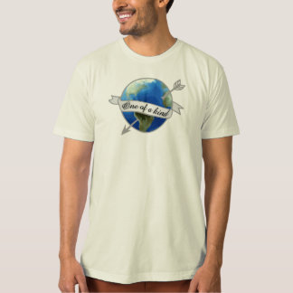 One of a kind Planet Earth T Shirt