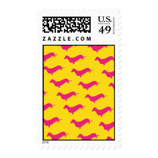 One of a Kind Weiner Stamps!
