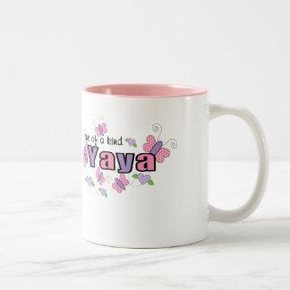 One Of A Kind YaYa Two-Tone Coffee Mug