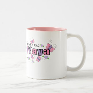 One Of A Kind YaYa Two-Tone Coffee Mug