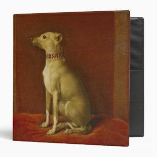 One of Frederick II s Italian greyhounds Binders