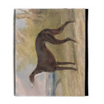One of George Lane Fox's Winning Greyhounds: the B iPad Cases