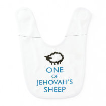One of Jehovah's Sheep Bib