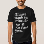 One of John Adam's great quotes Tees