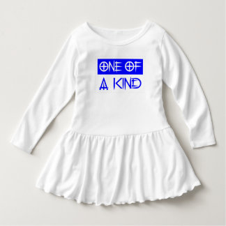♪♥One of Kind KPop Toddler Fabulous Ruffle Tee♥♫ Dress