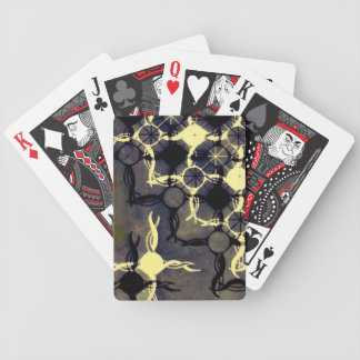 One of Many Bicycle Playing Cards