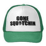 One of our best sellers Bobo's GONE SQUATCHIN Hats
