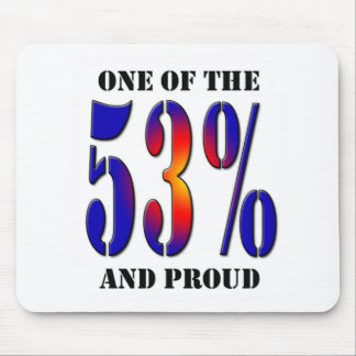 One of the 53 Percent and Proud Taxpayer Mousepads