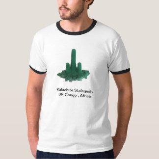 One of the best Malachite Stalagmite Specimens Shirt