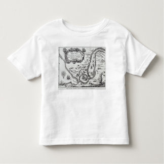One of the earliest maps of the Magellan Toddler T-shirt