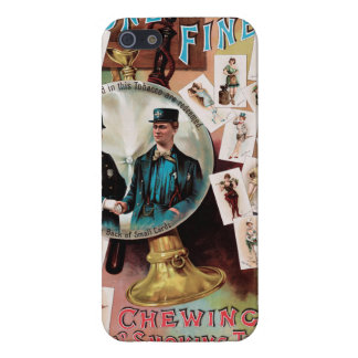 One of the Finest. Chewing and Smoking Tobacco. iPhone SE/5/5s Cover