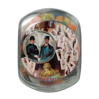 One of the Finest. Chewing and Smoking Tobacco. Jelly Belly Candy Jar