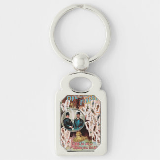 One of the Finest. Chewing and Smoking Tobacco. Keychain