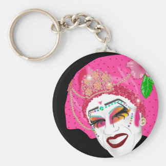 One of the Girls Keychain
