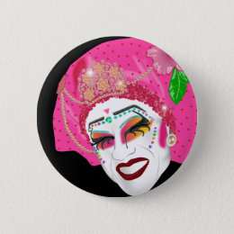 One of the Girls Pinback Button