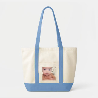 One of the Greater Gifts Canvas Bags