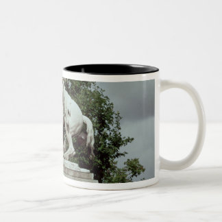 One of the two 'Marly Horses', 1739-45 Mugs