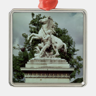 One of the two 'Marly Horses', 1739-45 Christmas Ornaments