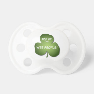 One Of The Wee People! - 1 Pacifier