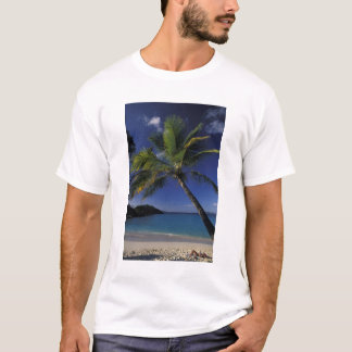 One of the World's Best beaches; Trunk Bay on T-Shirt